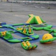 贝斯特全球最奢华222水上组合玩具