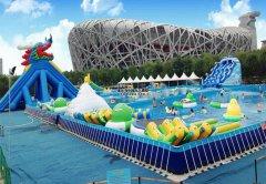 贝斯特全球最奢华的支架水池 水上娱乐玩具