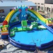 贝斯特全球最奢华的水上游乐 大象滑梯水池